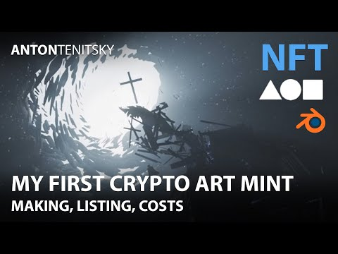 (New) My first nft on foundation - process, listing, hidden costs