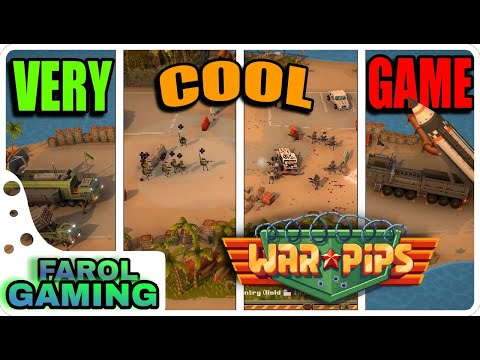 (New) Warpips gameplay - i loved this game!