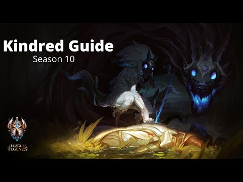 (New) Mikeyeung - kindred jungle guide (mechanics, clear, runes, and items) - league of legends