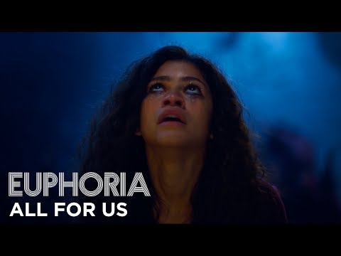 "(New) Euphoria | official song by labrinth e zendaya - ""all for us"" full song (s1 ep8) 