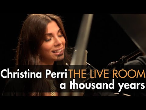 (New) Christina perri - a thousand years captured in the live room