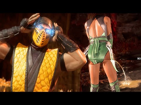 (New) Mk11 funny character intro mashups episode 19