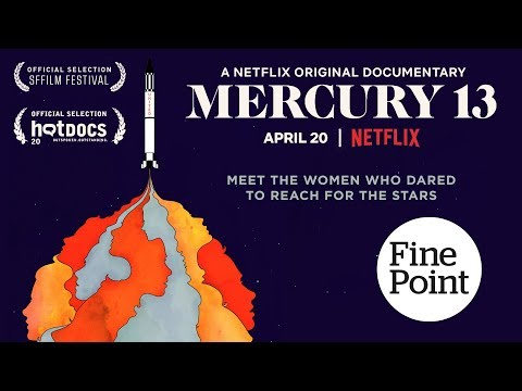 (New) Mercury 13 - official trailer hd
