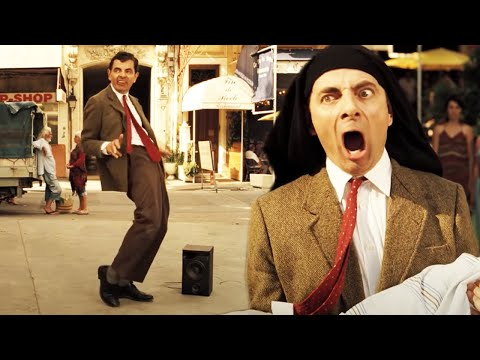 (Ver Filmes) Boombastic bean 🕺 | mr beans holiday | funny clips | mr bean official