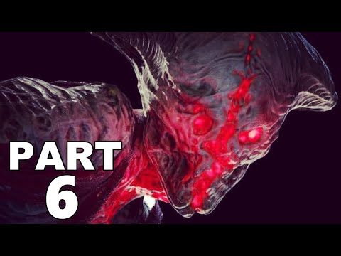 (New) Ixion (second boss fight) in returnal ps5 walkthrough gameplay part 6 (play station 5)