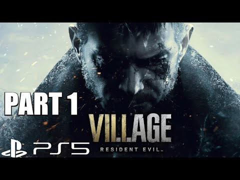 (New) Resident evil 8 village ps5 - full demo walkthrough gameplay 2021 ps5 (no commentary)