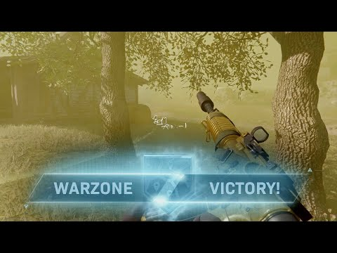 (New) Call of duty modern warfare-warzone solo gameplay win(no commentary)