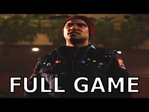 (New) Infamous second son ps5 walkthrough part 1 full game - longplay no commentary (4k 60fps)