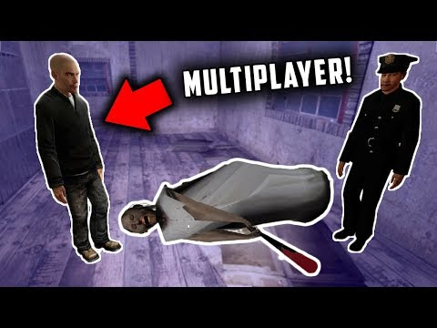 (New) Granny multiplayer - we killed granny! (granny horror game multiplayer roleplay)