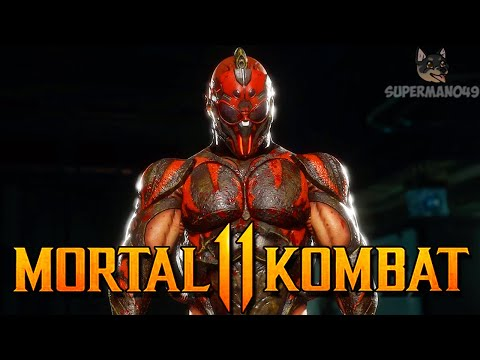 (New) The nicest person ive ever met on mk11... - mortal kombat 11: kabal gameplay