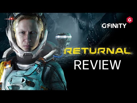 (New) Returnal gameplay review (ps5)