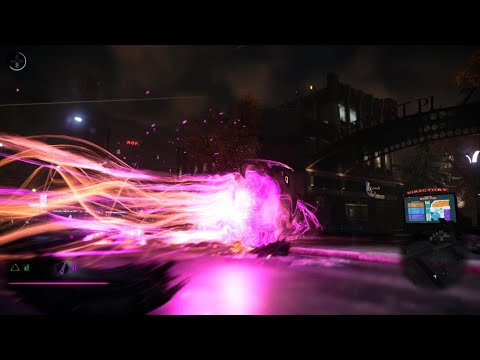 (New) Infamous first light - ps5 loading times + 60fps gameplay!