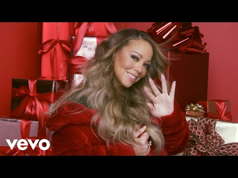 (VFHD Online) Mariah carey - all i want for christmas is you (behind the scenes)
