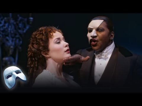 (New) Norm lewis e sierra boggess perform the music of the night | the phantom of the opera