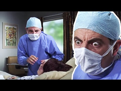(Ver Filmes) Bean the surgeon 😷| bean movie | funny clips | mr bean official