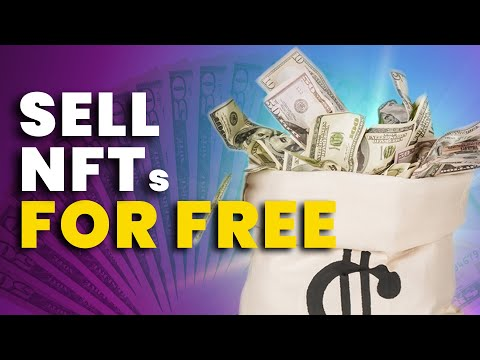 (New) Fed up of gas fees? sell your nfts for free or cheap here