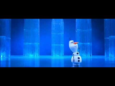 (New) Frozen 2 olaf tells story about frozen 2