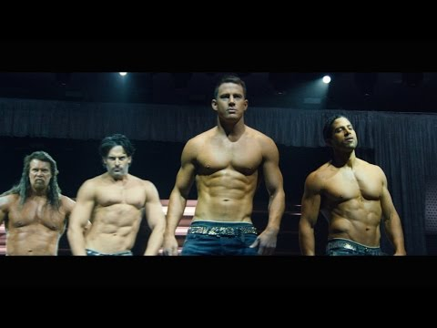 (New) 'magic mike xxl' official trailer