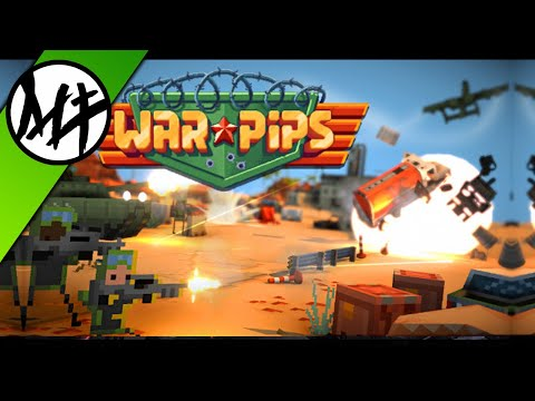 (New) Warpips - tug of war strategy game - first look