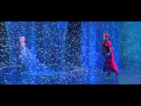 (New) Frozen- for the first time in forever (reprise) clip (hd)