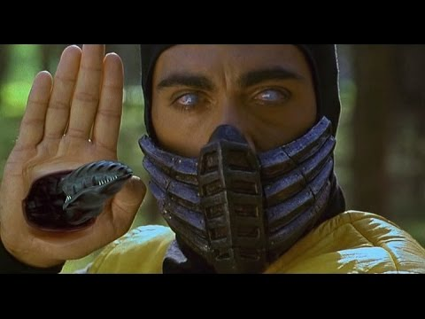 (New) Mortal kombat - johnny cage vs. scorpion