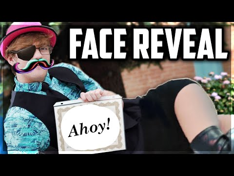 (HD) Minitoon face reveal.. (creator of roblox piggy)
