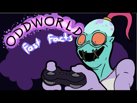 (New) Lore - oddworld - fast facts! - about abe and mudokons