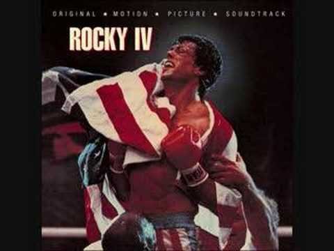(New) Survivor - burning heart (rocky iv)