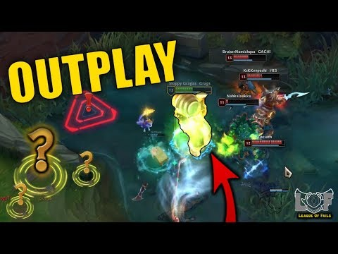 (VFHD Online) Perfect clear outplays montage - league of legends plays | lol best moments #171