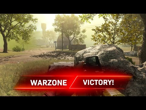 (New) Call of duty: modern warfare warzone gameplay (no commentary)
