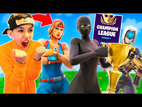 (Ver Filmes) 13 year old finds new arena trio in fortnite champions division!