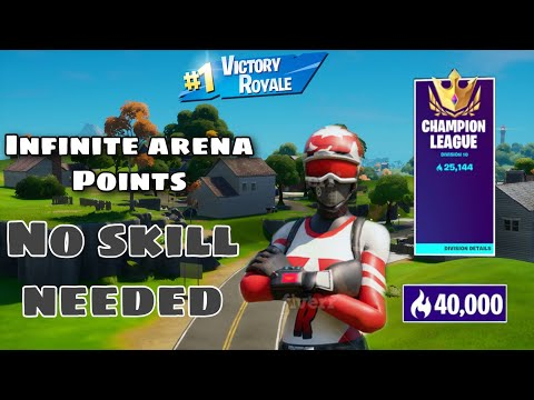 (Ver Filmes) How to get infinite arena points fast  no skill required   chapter 2 season 5   fortnite