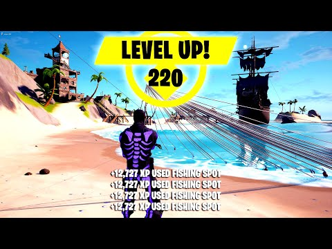 (HD) *solo xp glitch* how to get unlimited xp (level up fast to level 220) *24 hours* fortnite xp glitch