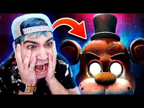 (New) O freddy veio me assustar !! ( five nights at freddys help wanted ) noite 3 e 4