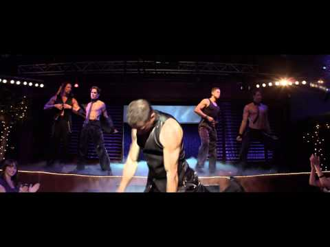 (New) Magic mike channing tatums awesome dance