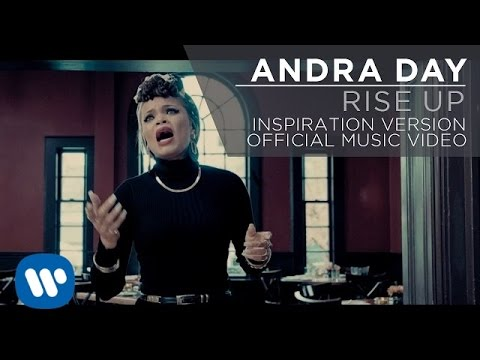 (HD) Andra day - rise up [official music video] [inspiration version]