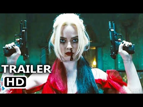 (New) The suicide squad trailer 2 (2021) suicide squad 2 movie