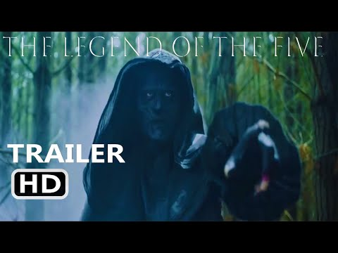 (New) The legend of the five trailer (2020) adventure, fantasy movie