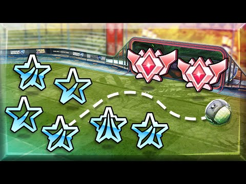 (HD) Platinums win if they score one goal vs grand champions (2v6)