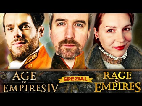 (New) Age of empires iv: die fan preview | rage of empires spezial