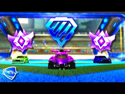 (HD) Can diamonds survive in grand champ in rocket league?