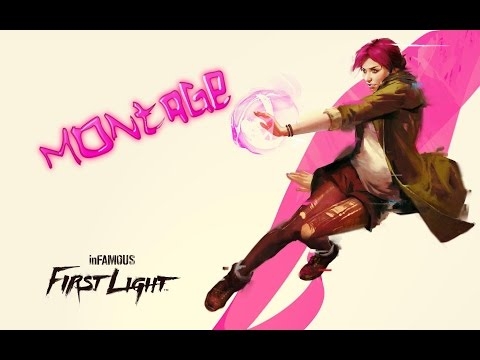 (New) Infamous first light music video *spoilers*