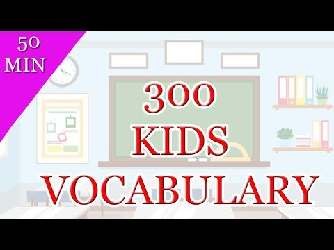(Ver Filmes) Kids vocabulary- animation words collection (abc first dictionary)|english for kids