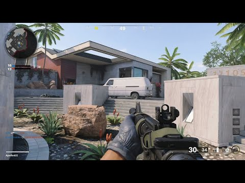 (New) Call of duty black ops cold war: team deathmatch gameplay (no commentary)