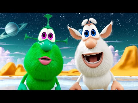 (New) Booba 🧀🪐 cheese planet 🚀👽 episode 74 - funny cartoons for kids - booba toonstv