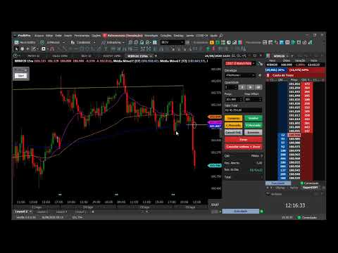 (New) 🔴 day trade ao vivo com kyn - 26 08 2020.