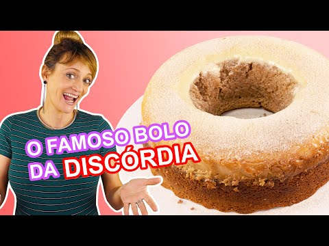 (New) Bolo de churros invertido | sal de flor