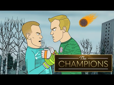 (New) The champions: season 3, episode 5