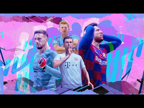 (New) Every champions league quarter-final tie simmed on fifa 20