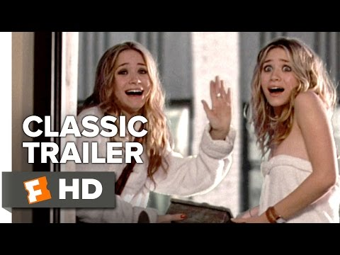 (New) New york minute (2004) official trailer - mary-kate and ashley olsen movie hd